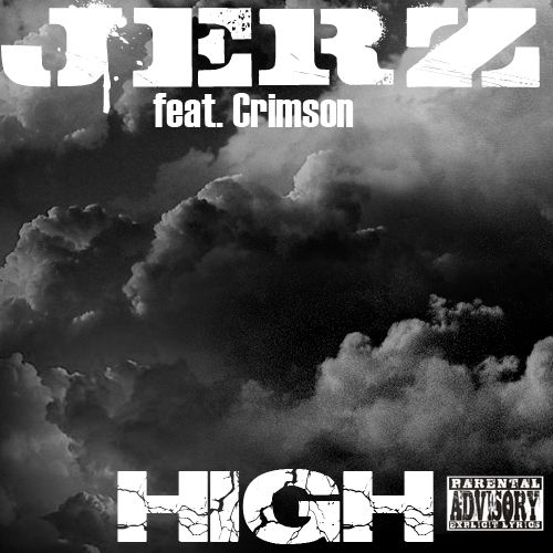 Jerz - High ft. Crimson (Artwork)