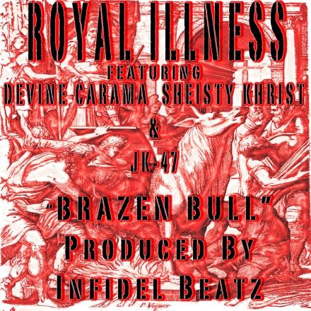 BRAZEN BULL Promo 2