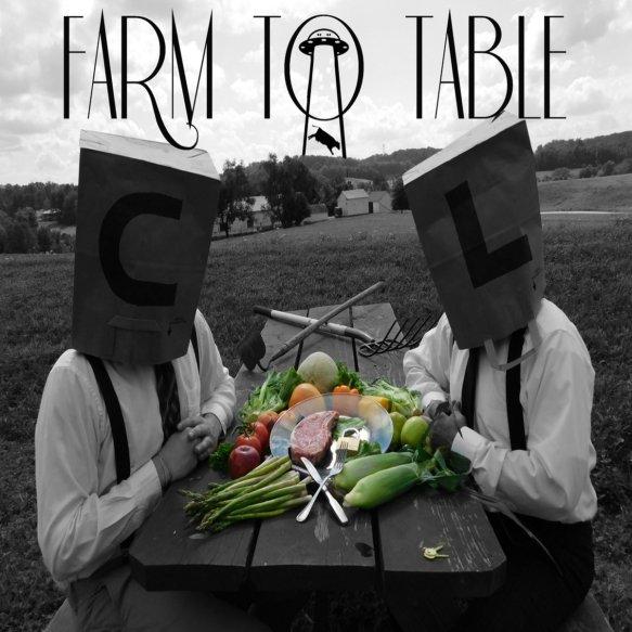 Chuck-N-Lock – Farm To Table (prod  by Farma Beats) 2018 |